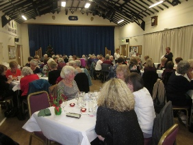 Chester ladies social club