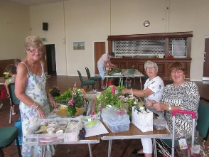 Chester Flower Arranging